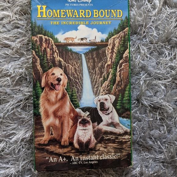 💚3 for $13 Homeward Bound VHS
